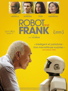 Frank+e+o+Robo Frank e o Robô   Dublado DVDRip AVI RMVB
