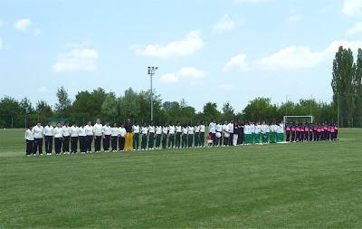 Minuto Raccoglimento Campionato Femminile Cricket 2012 - Ca' Nova