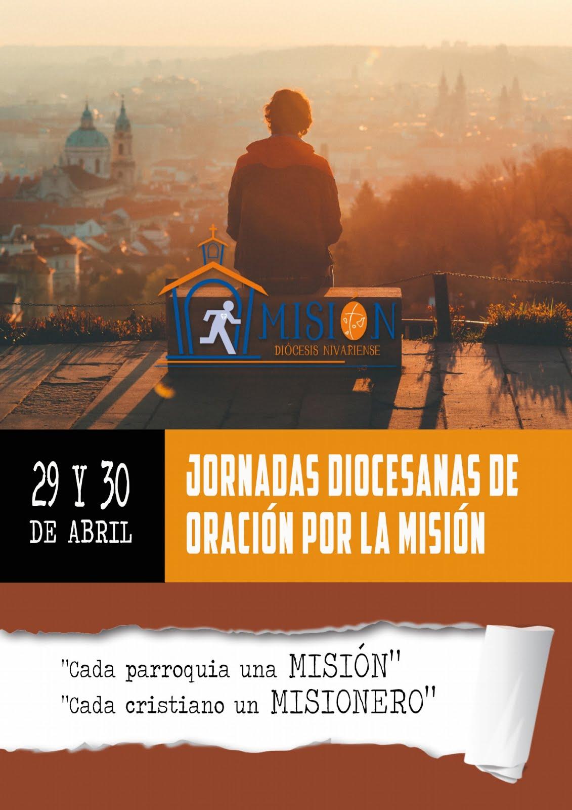 Jornadas Diocesanas de Oración por la Misión