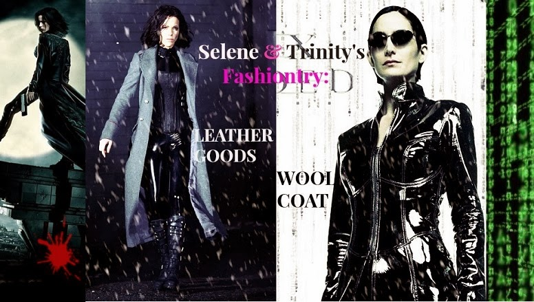 badass black winter coats