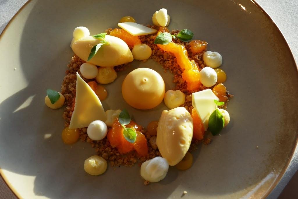 Parkheuvel Mandarin Dessert