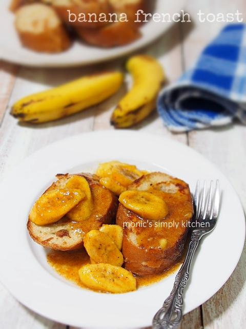 resep banana french toast