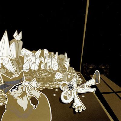Danger Mouse & Jemini – Ghetto Pop Life (CD) (2003) (FLAC + 320 kbps)