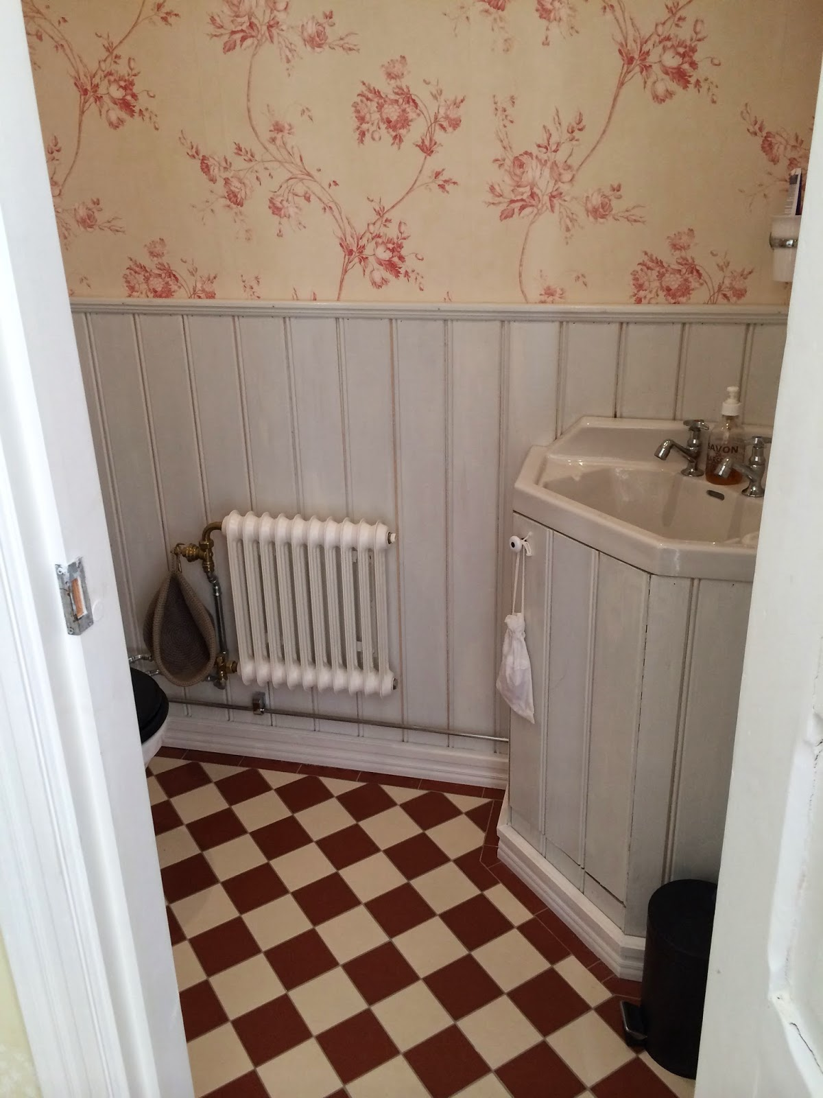 Paulina & jag: vår lilla sj toalett...