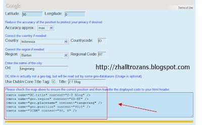 Cara Memasang Meta Tag Lengkap Di Blog