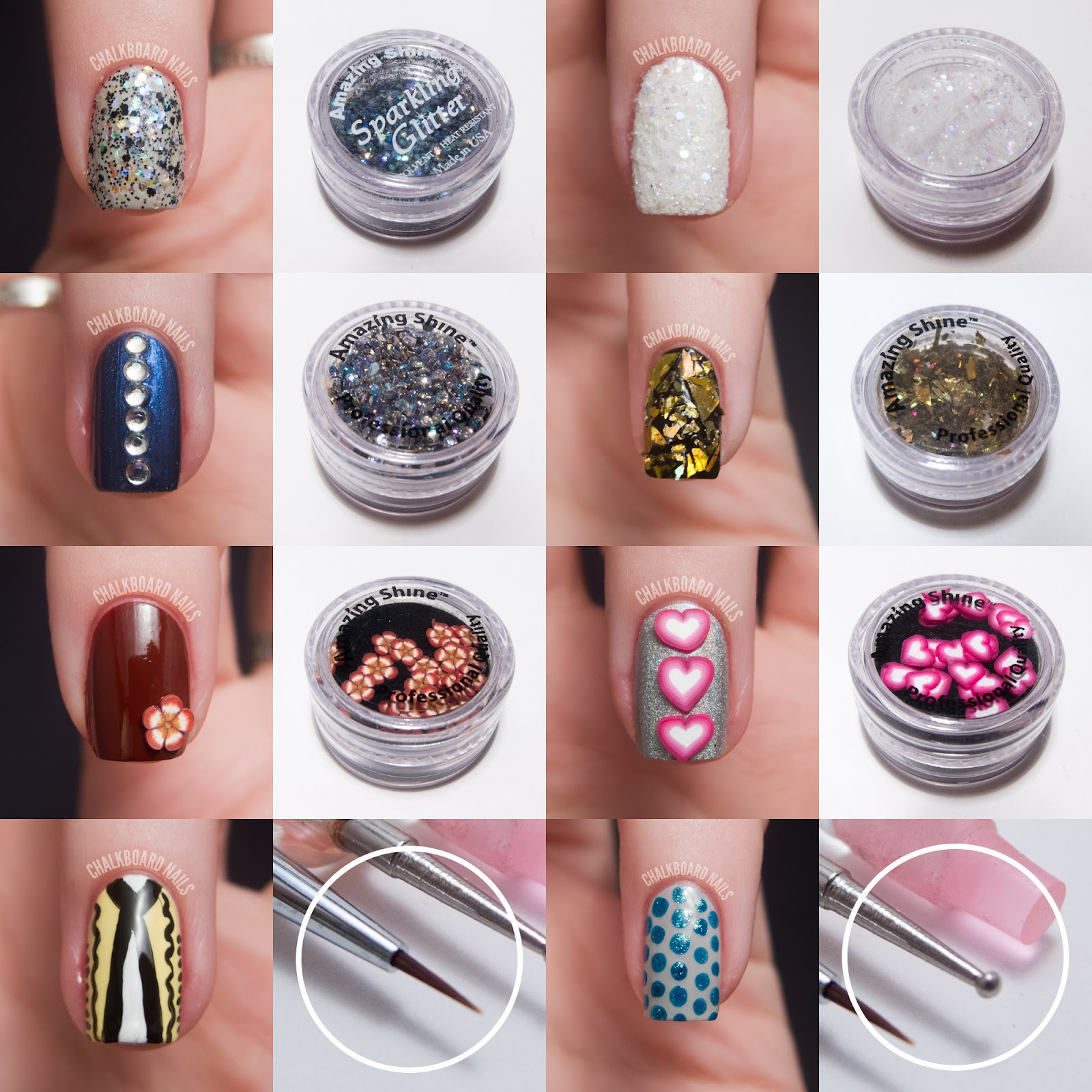 Pics Of Nail Art: Amazing Shine Nail Art Kit Review