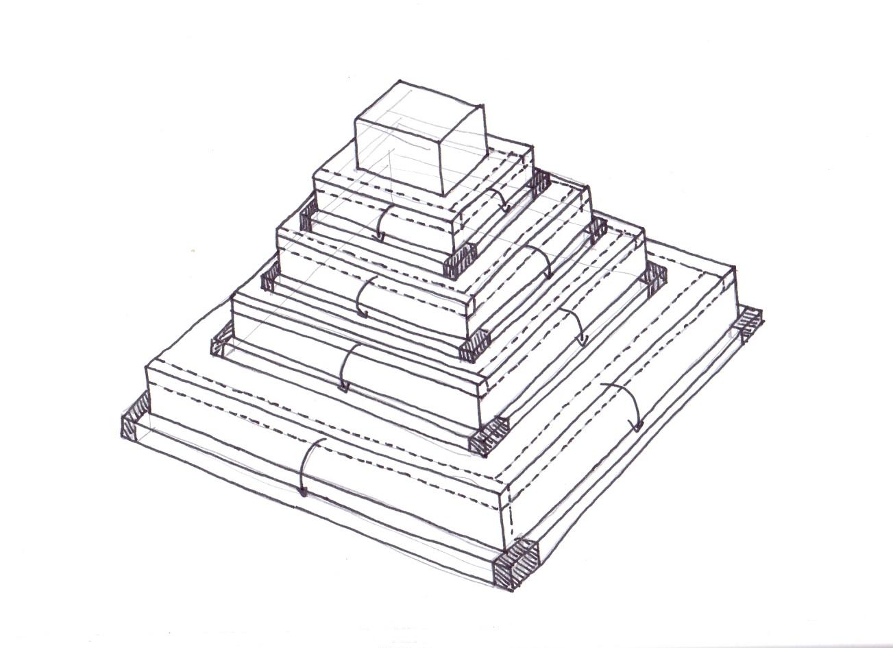 La construcción de las pirámides de Egipto: La construcción de las ...