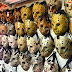 Custom Jason Voorhees, Hockey Masks by The Devils Latex