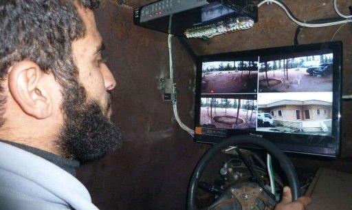 Sham II: La nueva máquina de combate de los rebeldes sirios Photo_1355084507593-1-0