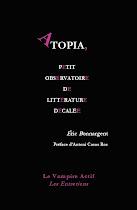 Eric Bonnargent, Atopia. Petit observatoire de littérature décalée