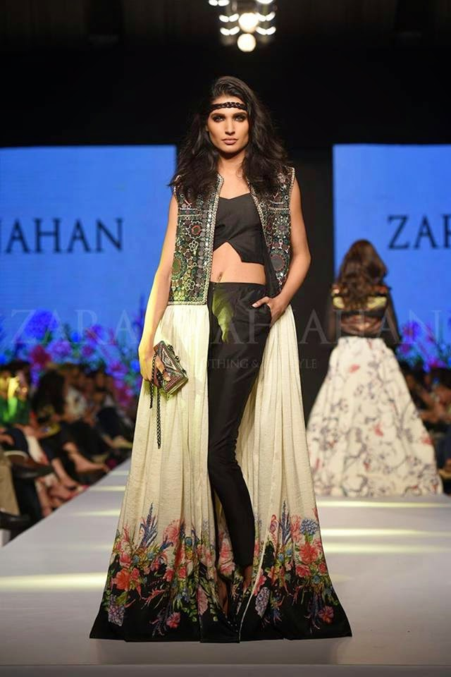 Zara Shahjahan long summer dresses TPFW