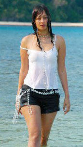 1 -  kaveri Jha hot beach pics