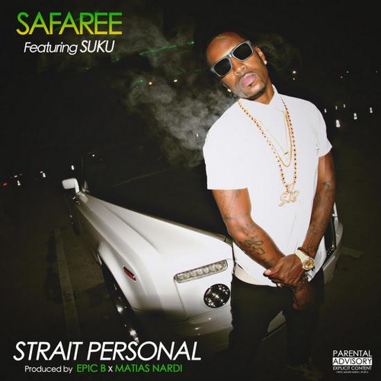 Safaree - Strait Personal