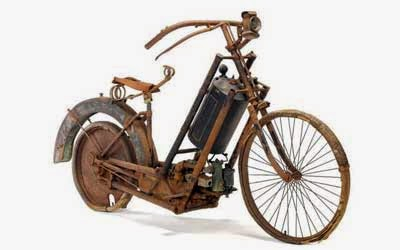 Koleksi gambar motor jadul