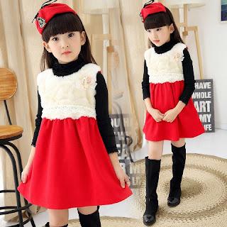 Model Baju Anak Perempuan Cantik Terbaru