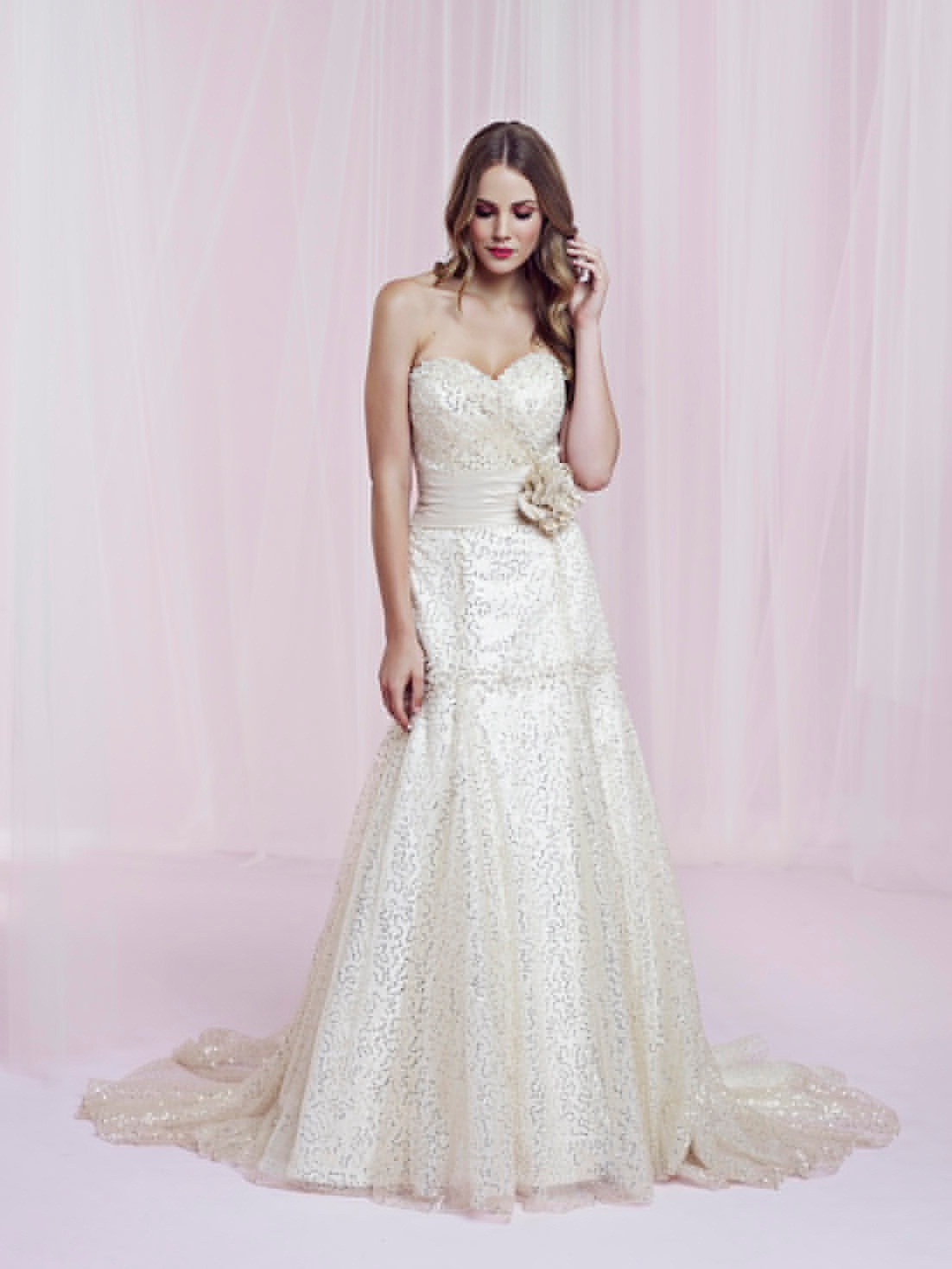 Charlotte Balbier Bridal Spring 2013 Wedding Dresses