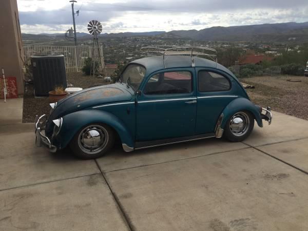 Slammed Bug 1960