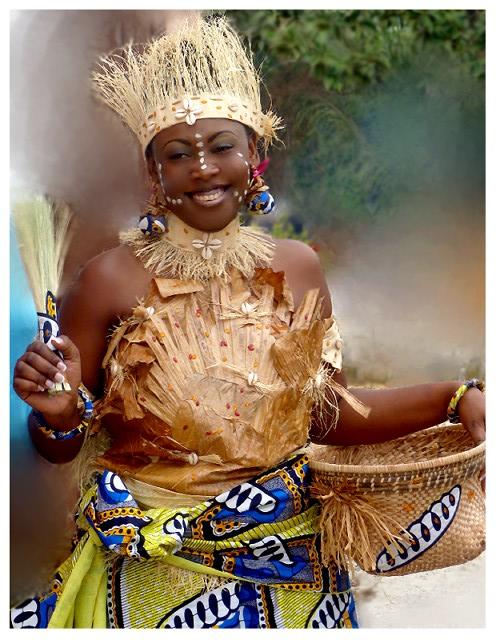 Chantal coutume vili (Congo-Gabon)