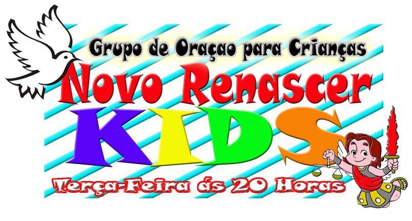Ministério para Crianças - NOVO RENASCER KIDS