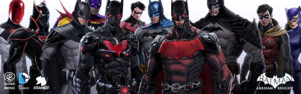 batman arkham knight posibles trajes alternativos en