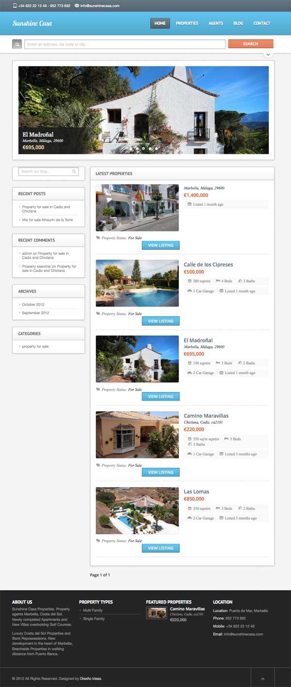 Villa For Sale Marbella - Property Costa del Sol for Sale