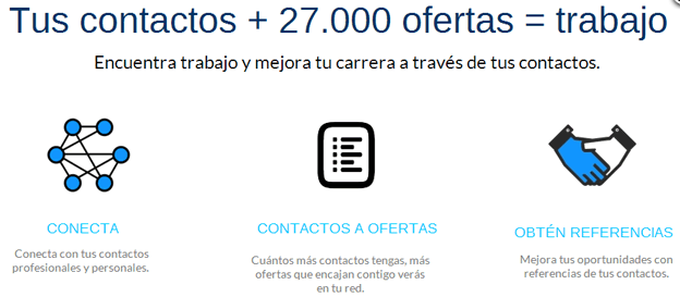 Tu red de contactos en InfoJobs