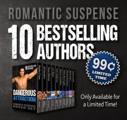 Romantic Suspense: For The Love Of Military Romance: Romantic Suspense Box Set