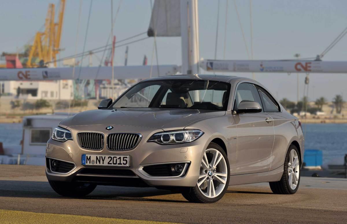 BMW Sèrie 2 2015