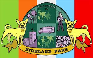 Highland Park Flag