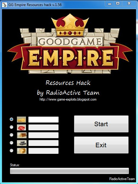 Download GG Empire Resources Hack for Free HERE!