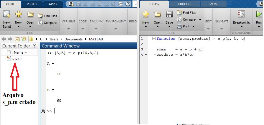 Programação em MatLab