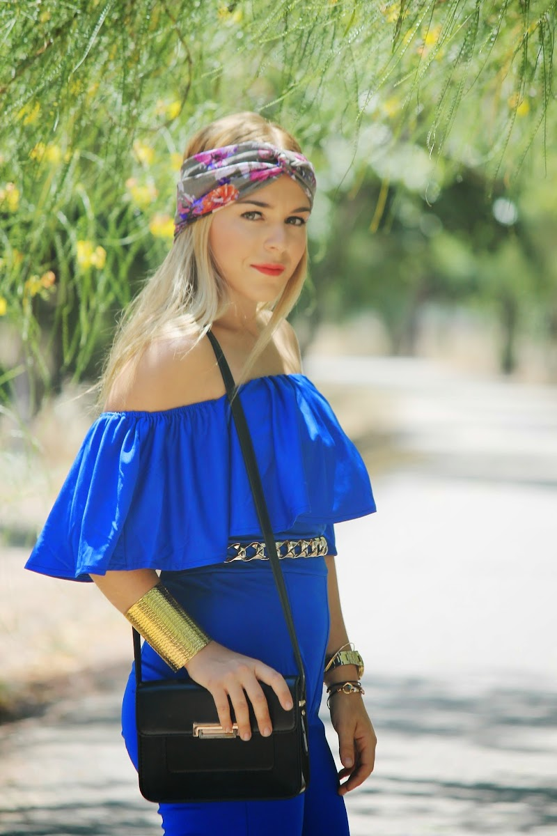 Look con turbante