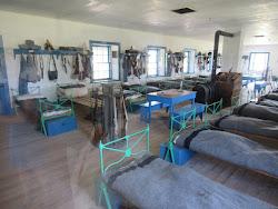 Fort Laramie Sleeping Accommodations
