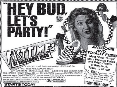 Fast Times at Ridgemont High, 1982, Amy Heckerling | Cinematt