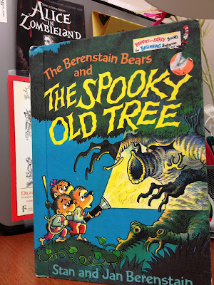 The Spooky Old Tree (or the Power in Pictures)
