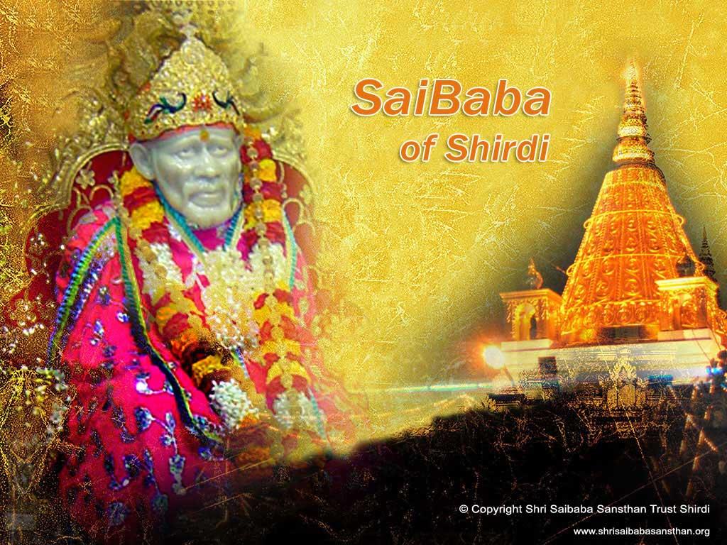 The Shirdi Sai Baba Mandir