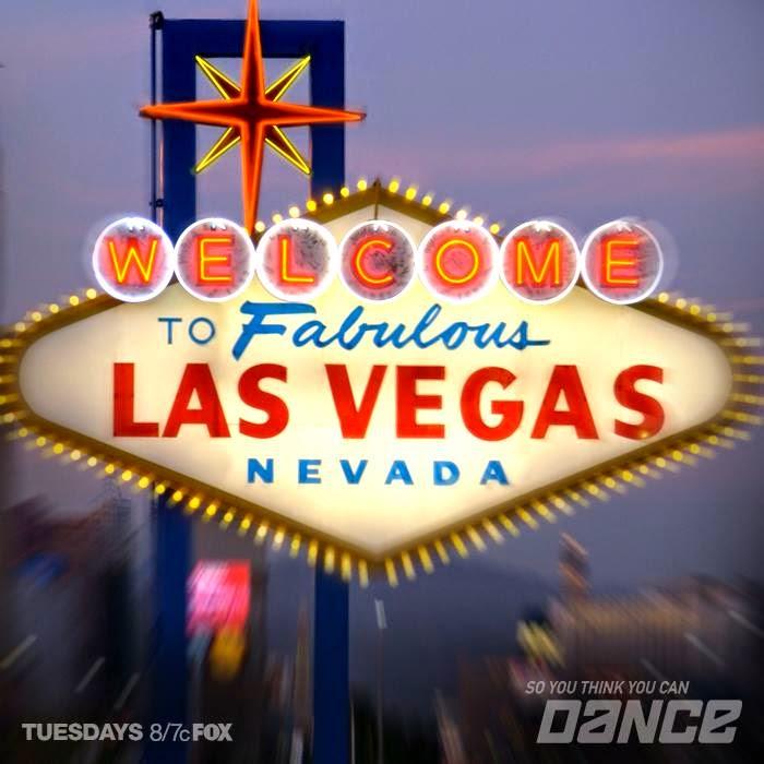 Recap/review of So You Think You Can Dance Season 10 - Vegas Week by freshfromthe.com