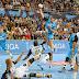 Handball CL - Debakel von Metalurg Skopje gegen Kiel