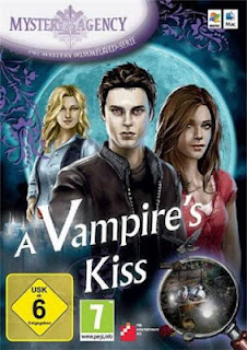 Mystery Agency: A Vampire's Kiss Final Portable