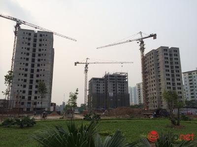 """Nhà ở xã hội tại Hà Nội: Tưởng dễ hóa...khó """"xơi"""""""