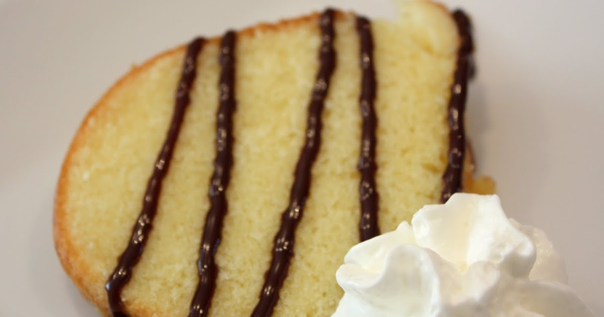 What To Do If Bundt Cake Overflows