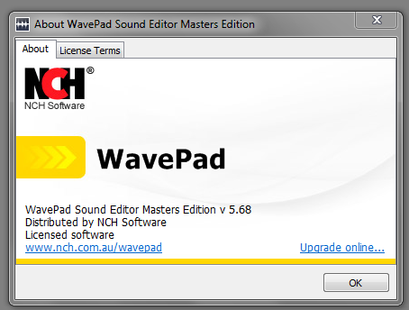 NCH Wavepad All Versions Full Crack