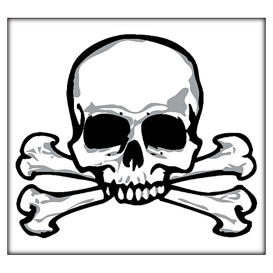 skull and crossbones tatoos. Skull And Crossbones Tattoos.