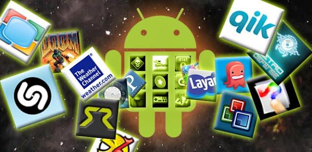 Cara Menyalin Aplikasi Android ke Android Lain