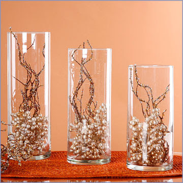 pictures of wedding center pieces