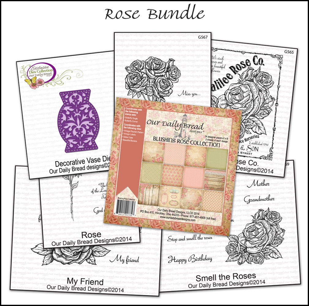 ODBD Rose Bundle