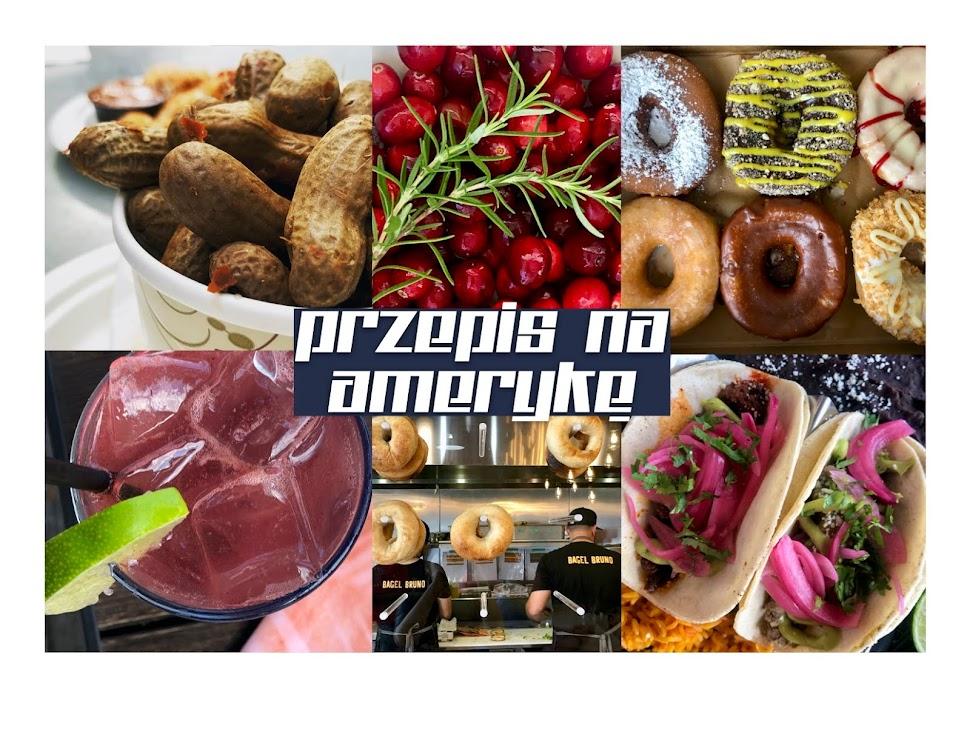 Przepis na Amerykę. Blog kulinarno-koolturalny Marty Madigan
