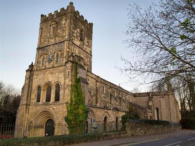 Parish and Priory Church of St Mary (Chepstow)