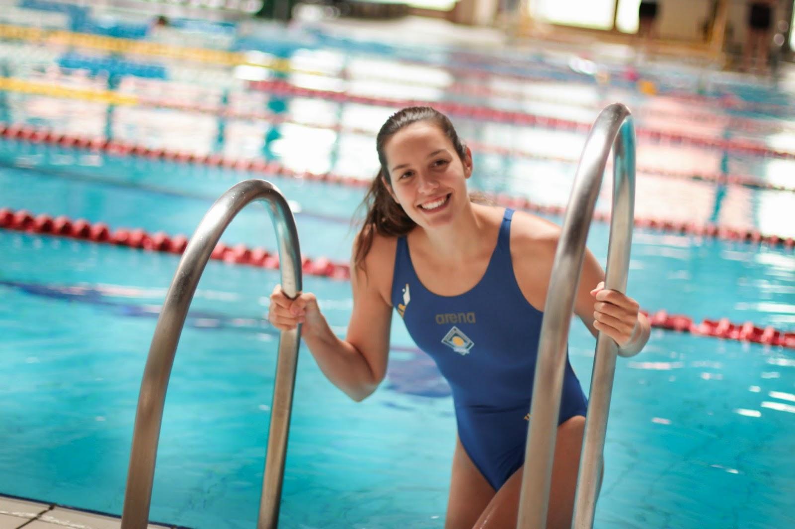 Hot Women In Sport Edina Gangl