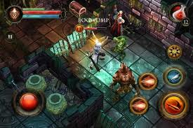 download game dungeon hunter 4